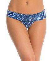 Vix Kai Blue Full California Cut Bikini Bottom
