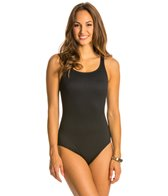 Gottex Diamond in the Rough High Neck Mastectomy One Piece