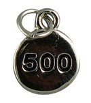 Totally Stroked 500' Yards Individual Charm
