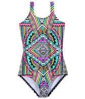 Billabong Girls' Stellar One Piece (4yrs-6X)