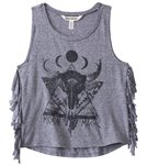 Billabong Girls' Reachin Out Fringe Tank (7yrs-14yrs)