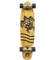 Body Glove Artisan Bamboo Honu 34 Longboard Skateboard