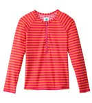 Roxy Girls' Flamingo Beach L/S Rashguard (8yrs-16yrs)