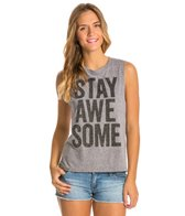 Billabong Stay Awesome Tank