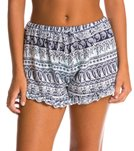 Lucy Love Midnight Mountain Ruffle Short