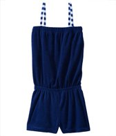 Jantzen Girls' Plush Terry Cover Up Romper (7yrs-16yrs)