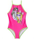 Jantzen Girls' California Cool Shades One Piece (4yrs-6yrs)