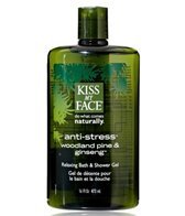 Kiss My Face Anti Stress Shower Gel 16oz