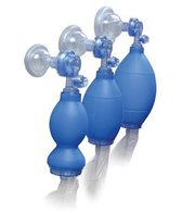 LINE2Design Disposable Resuscitators Adult PVC