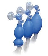 LINE2Design Disposable Resuscitators Infant PVC