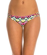 Hot Water Culture Club Strappy Bikini Bottom