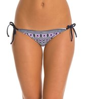 Hot Water Neverland Tie Side Bikini Bottom