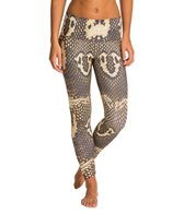 Om Shanti Clothing Cobra Snake Skin Yoga Leggings