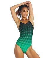 Sporti Molecule Thin Strap Swimsuit