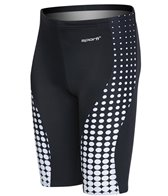 Sporti Molecule Piped Splice Jammer Swimsuit Youth (22-28)