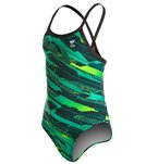 TYR Ardent Youth Diamondfit One Piece Swimsuit