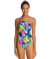 TYR Amazonia Crosscutfit Tieback One Piece Swimsuit