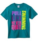 Image Sport Swim Pull Kick Youth T-Shirt