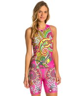 Triflare Women's Bollywood Triathlon Top