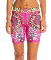 Triflare Women's Bollywood Triathlon Shorts