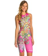 Triflare Women's Bollywood Triathlon Suit