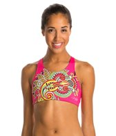 Triflare Women's Bollywood Bikini Top
