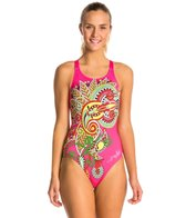 Triflare Women's Bollywood Bladeback One Piece
