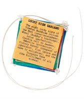 dZi Long Lucky Signs Eco-Paper Prayer Flag
