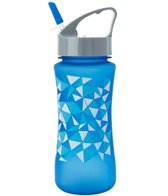 Gaiam Kids Water Bottle Blue Geo