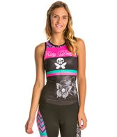 Betty Designs Women's Garden Party Triathlon Top