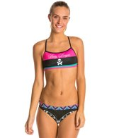 Betty Designs Women's Garden Party Bikini Set