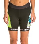 Betty Designs Women's Tattoo Triathlon Shorts