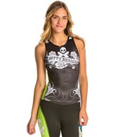 Betty Designs Women's Tattoo Triathlon Top