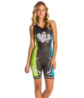 Betty Designs Women's Tattoo Tri Suit