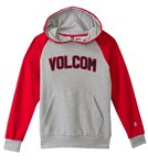 Volcom Boys' Riker Athletic Pullover Hoodie (8yrs-16yrs)