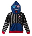 Volcom Boys' Merry Kuh Full Zip Hoodie (8yrs-16yrs)