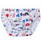 Cressi Boys' Printed Babaloo Swim Diaper (6mos-24mos)