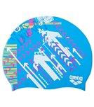 Arena Circus Junior Silicone Swim Cap