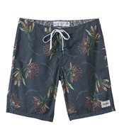 Rhythm Men's Kangaroo Paw Trunk Boardshort