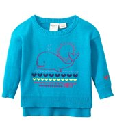 Roxy Girls' I Heart Whales Knit Sweater (6mos-24mos)