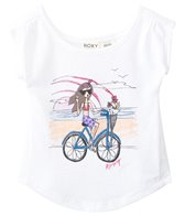 Roxy Girls' Wheelie S/S Tee (6mos-24mos)