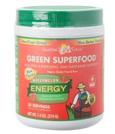 Amazing Grass Green Superfood Energy & Alkalizing Drink Mix (30 Serving Canister)