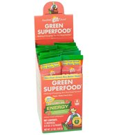 Amazing Grass Green Superfood Energy & Alkalizing Drink Mix (15ct Box of Packets)
