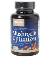 Jarrow Formulas Mushroom Optimizer Immune and Energy Dietary Supplement (90 Capsules)