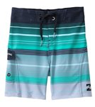 Billabong Boys' All Day X Stripe Boardshort (2T-7yrs)