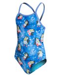 Dolfin Little Uglies Happy Feet Swimsuit (2T-6X)