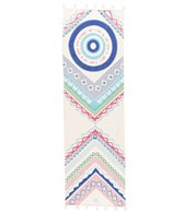 La Vie Boheme Mandala Organic Cotton Yoga Towel