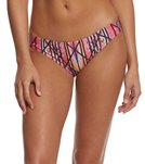 MPG Women's Sea Spray Print Chill Hipster Swim Bottoms