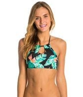 Roxy Beauty And Beyond Crop Halter Top