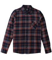 Volcom Men's Pablo Long Sleeve Button Up Shirt
